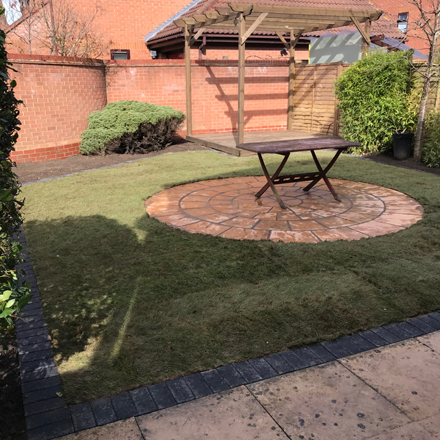 landscape garden milton keynes after